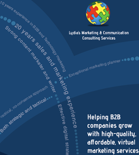 B2B marketing consulting services